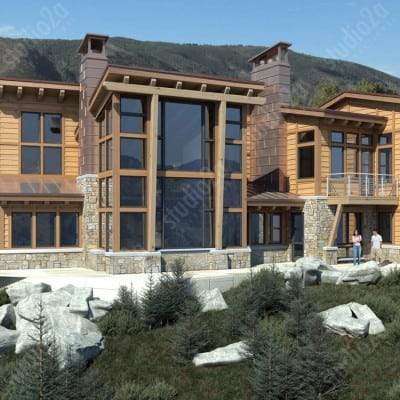 MOUNTAINSIDE RESIDENCE