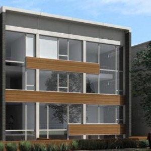 3d Rendering Multi Family Condo Chicago
