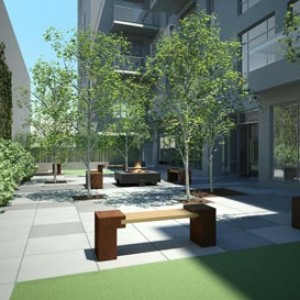 3d architectural rendering condo Brooklyn NY