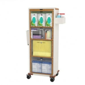 3d product rendering medical cart