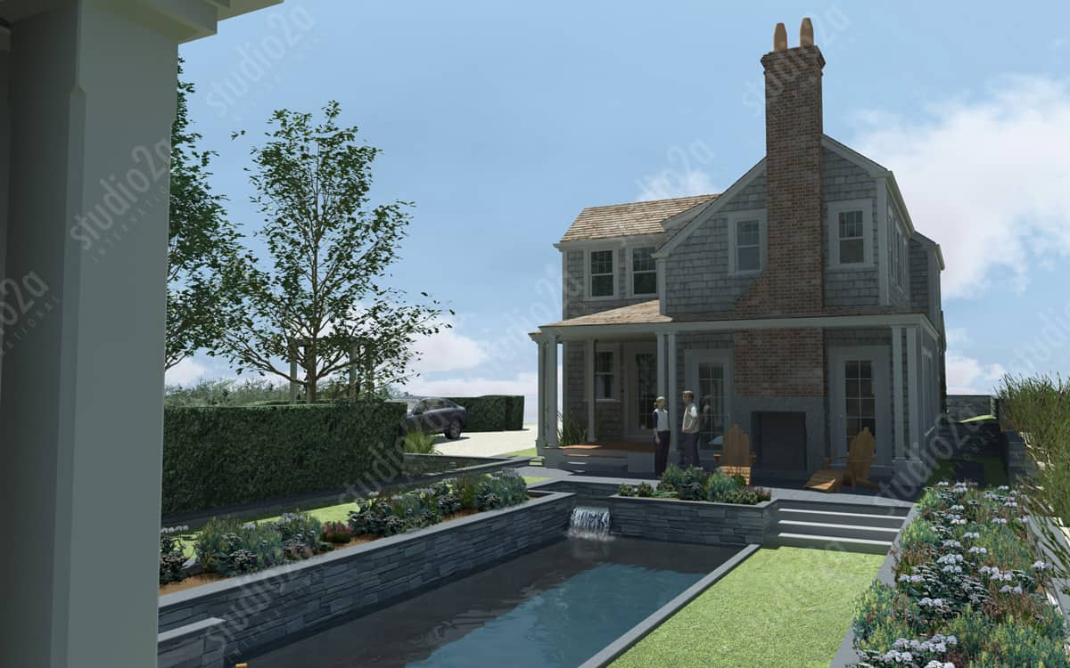 Nantucket Residence together with 032h 0005 together with Edgewood moreover Shingle Style Home Drive Court To Entry Elevation Victorian Exterior Burlington in addition Houseplan007D 0184. on nantucket house exterior elevations