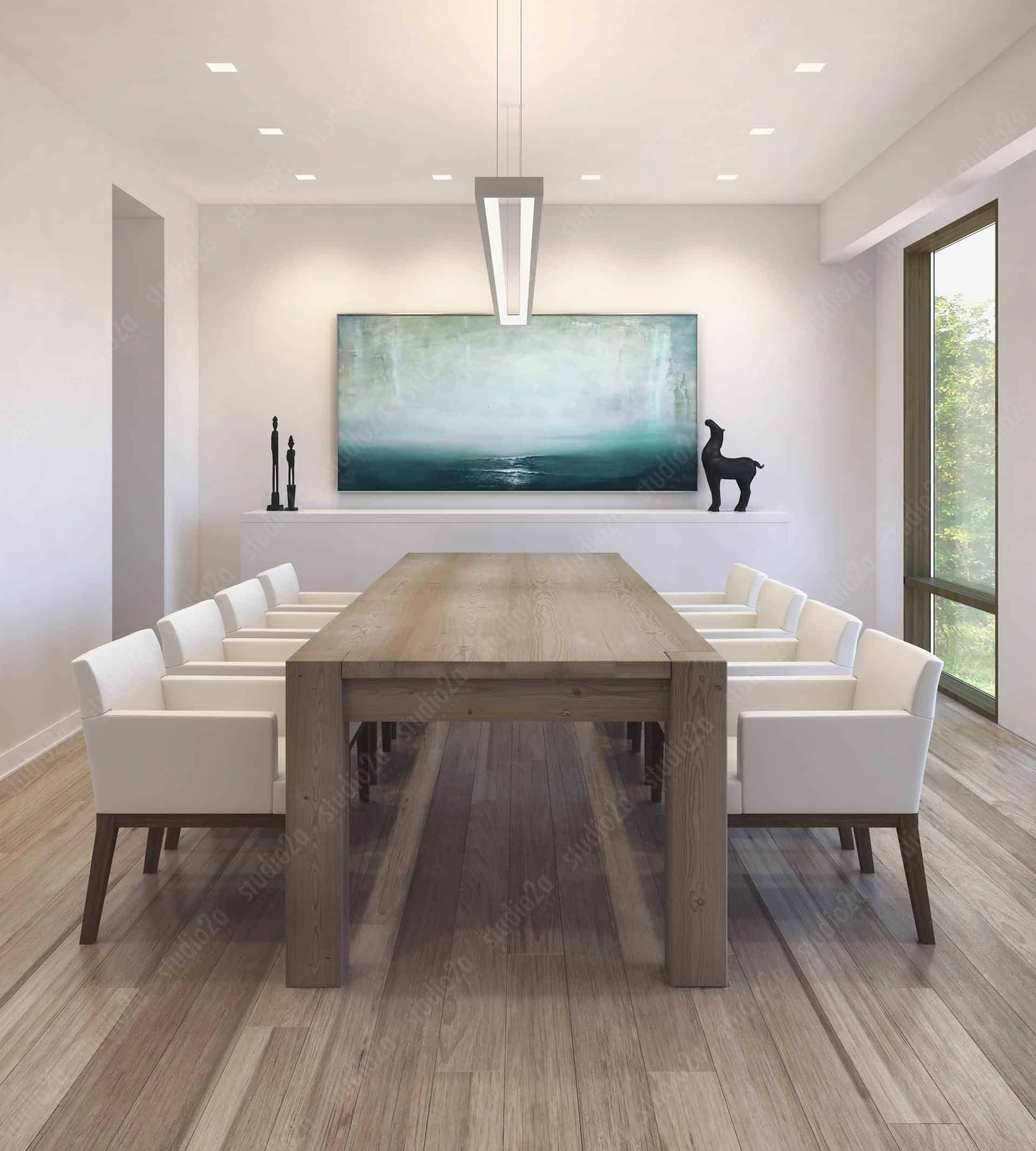 Dining Room, Furniture And Fixtures