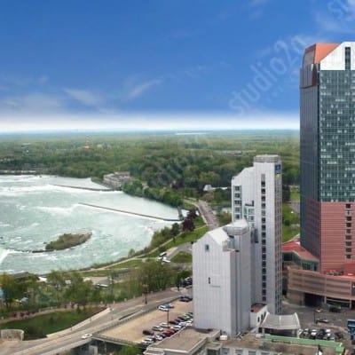 3d Architectural Exterior Rendering Embassy Suites