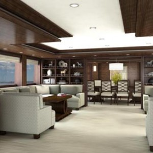 3d renderings custom yacht design